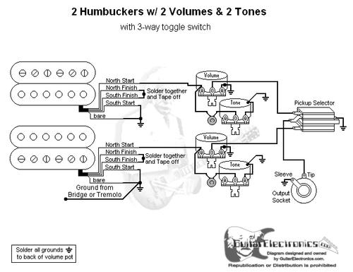 hb diagram wolfetone pickups. Black Bedroom Furniture Sets. Home Design Ideas